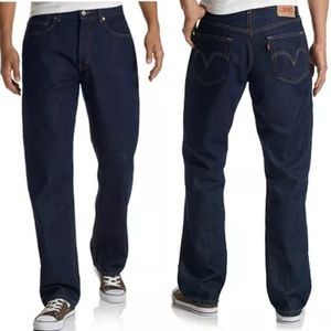 Levi's® 505™- Regular Straight Fit Jeans